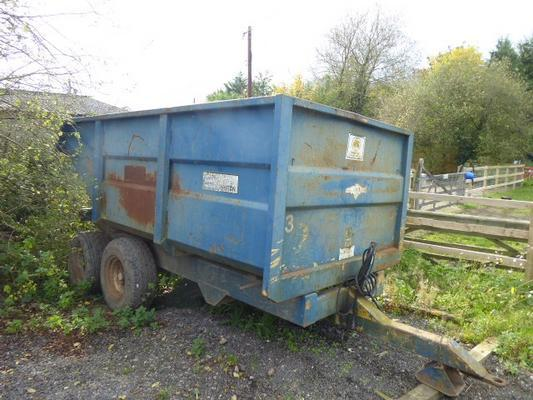 Other AS MARSTON DUMP TRAILER