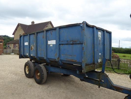 Other MARSTON 9 TON TIPPING TRAILER