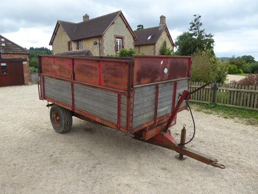 Other PETIT 4 TON TIPPING TRAILER