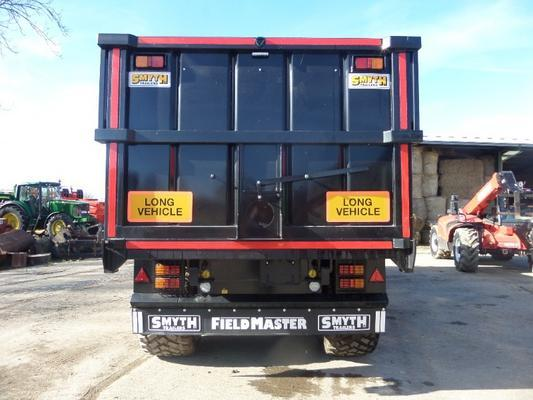 Other SMYTH FIELD MASTER FM24 TRI AXLE TIPPING TRAILER