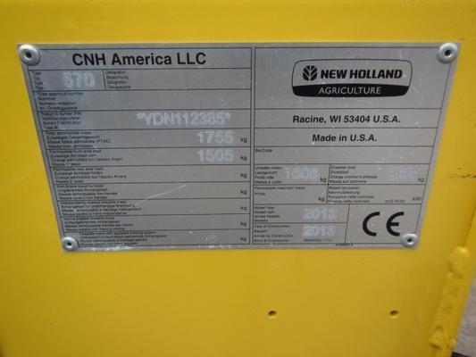 New Holland New Holland BC 5060 conventional baler