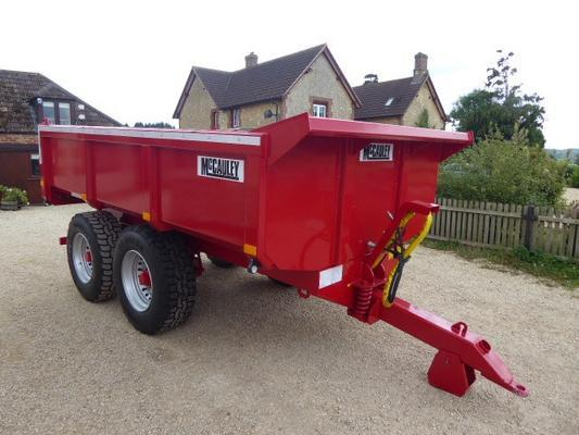 Other MCCAULEY 14 TON DUMP TRAILER