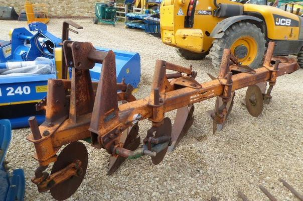 Other SKH 4 FURROW PLOUGH
