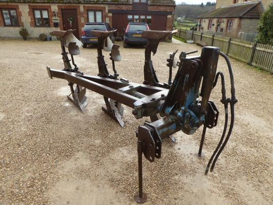 Ransomes  TS110 PLOUGH