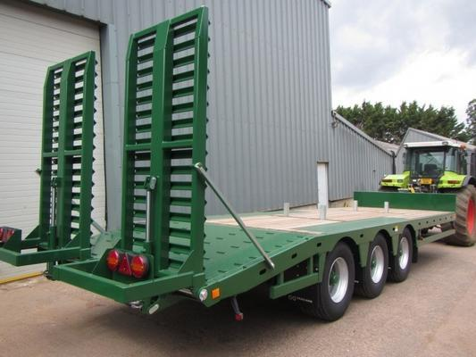 Other Bailey 20 Ton Low Loader trailer