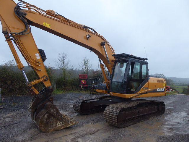 Case CX210B TRACKED DIGGER