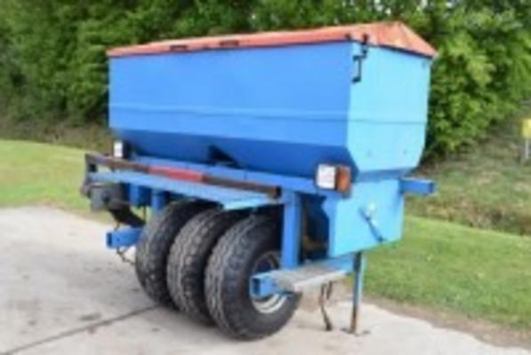Other MISC-AG Nordsten Ns4030 H Twin Outlet Front Hopper