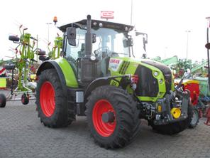 Claas Arion 530 Cmatic Cebis Tractors Used In 27404 Bockel