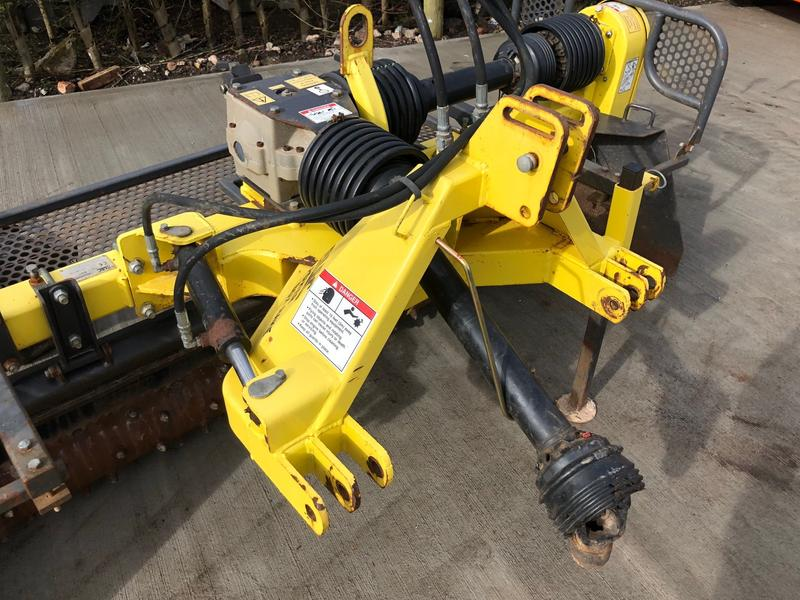 Blec TM8' Power Rake