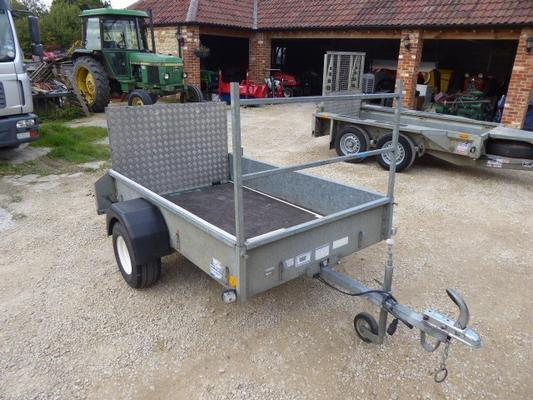 Ifor Williams  P6E TRAILER
