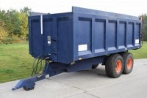 Other WOOTON 10t Grain Trailer