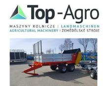 Top-Agro Dungstreuer 6 Tonen