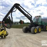 Used Timberjack Forestry machinery for sale in France