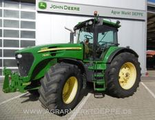 John Deere 7930 Power Managment