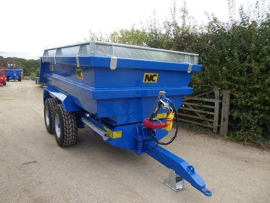 Other NC 16 TON DUMP TRAILER