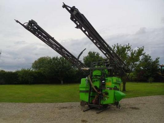 Used Tecnoma TX 24M Mounted Sprayer
