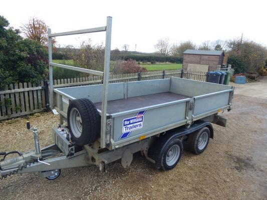 Ifor Williams  TT10X5