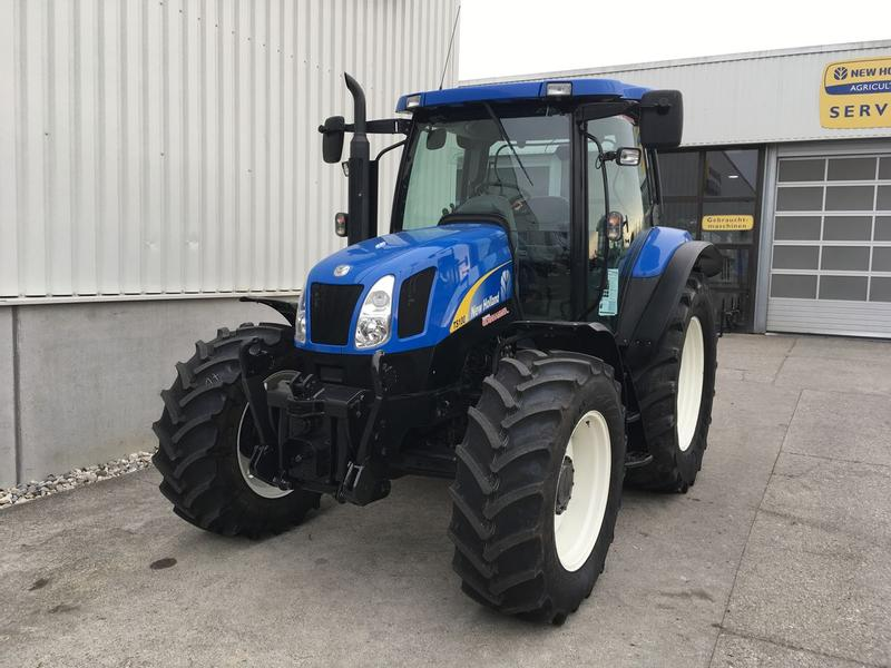 Berühmt New Holland TS 100 Active Electro Command Tractors Used in 5274 &YV_24