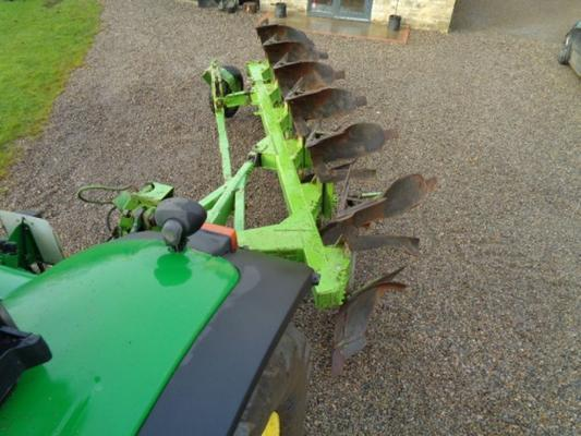 Dowdeswell Used  DP1 6F On Land Plough