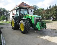 John Deere 8320 R   POWER SHIFT Mo. 2015