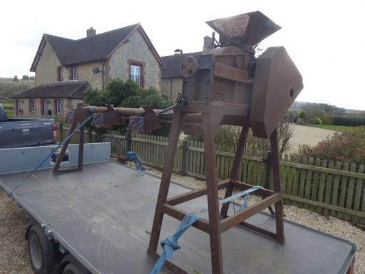 Ransomes  ROLLER MILL