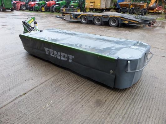 Fendt  SLICER 3280 ISL MOWER