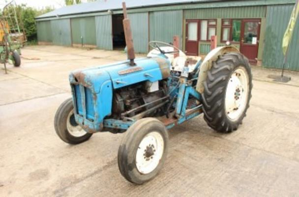 Other FORDSON DEXTA 2WD TRACTOR