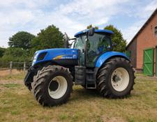 New Holland T 7060