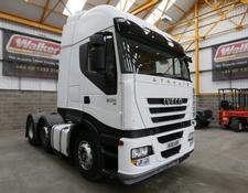 Iveco STRALIS 500 EURO 5, 6 X 2 TRACTOR UNIT - 2010 - AU10 AAF