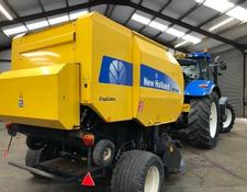 New Holland BR7060 CHOPPER BALER