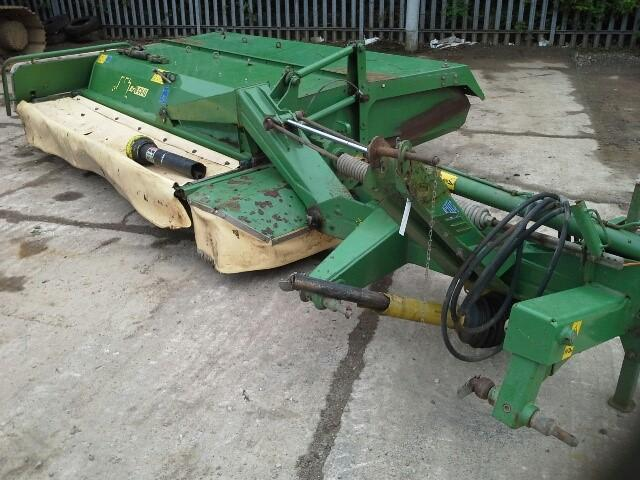 Krone EC320CV Rear Mower