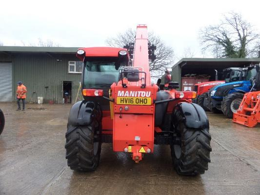 Manitou  MLT 735 PS ELITE