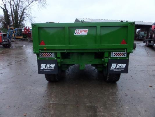 JPM 14 TONNE MULTI PURPOSE DUMP TRAILER