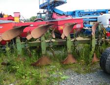 "Sonstige Dowdsewell 4 furrow 12"" reversible plough"