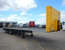 Schmitz Cargobull 45FT FLATBED TRAILER - 2006 - C383428