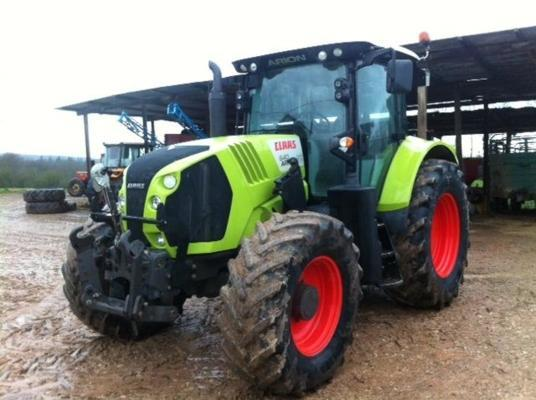 Claas ARION 640 T4 CIS