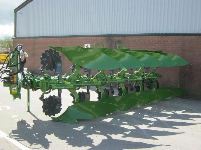 Amazone Xms 5-850 Vs Reversible Plough
