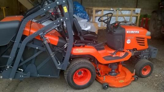 Kubota G26 HD RIDE ON MOWER