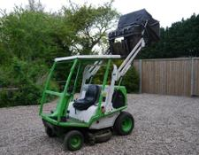 Etesia H124DS Mower