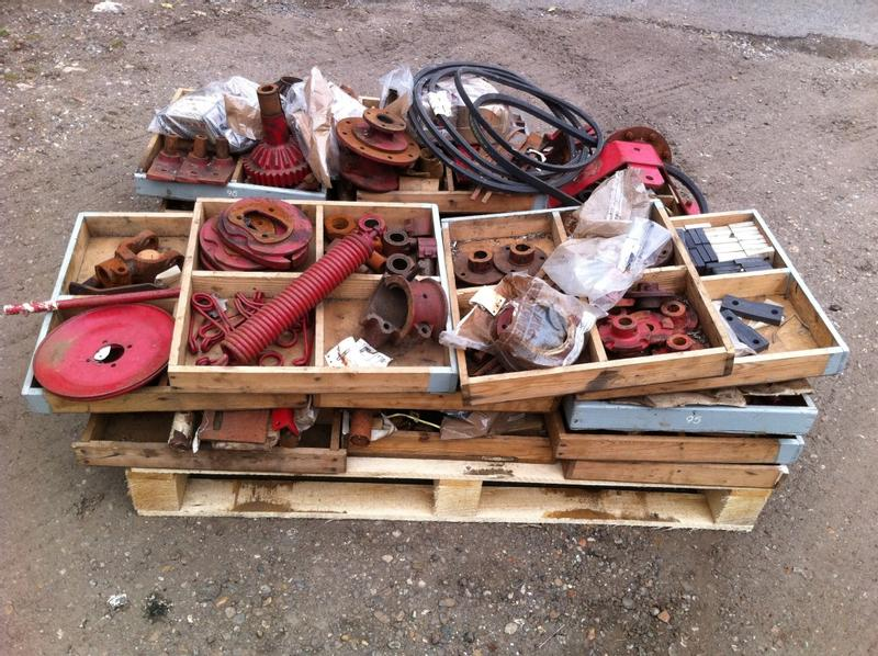 Spare Parts for McCormick/International B46/B47 Balers