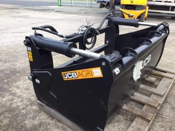 JCB *NEW* 2m Sheargrab