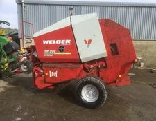 Welger RP202 Special Round Baler