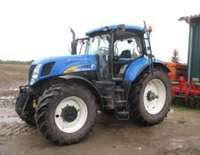 New Holland T 7030 Power Command Side Winder