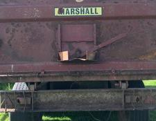 Marshall QM10 Grain trailer