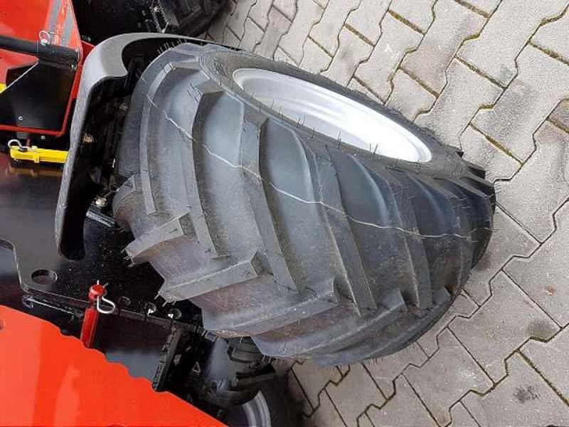 Manitou MUSTANG AL 306 Skid-steer loader Used in 49699