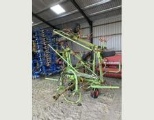 Claas Volto 770 , 7.7m , 6 Rotor tedder