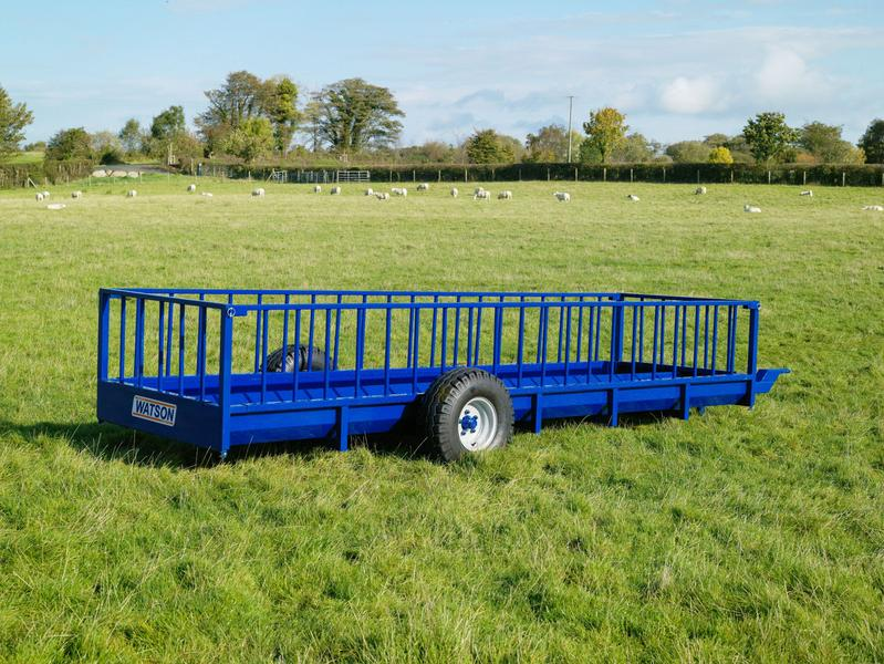 Watson Sheep/ Young Stock Feed Trailer
