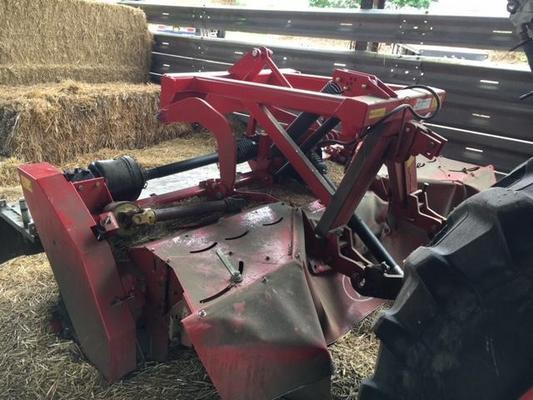 Lely T8005501 - 2012 Lely 320 FC Mower Conditioner