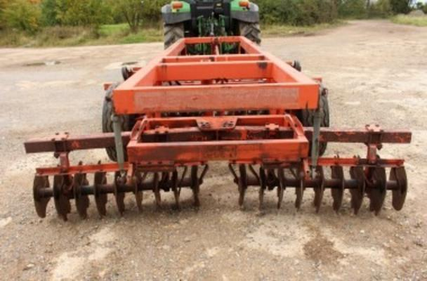 Other TASKERS 3M TRAILED TILLAGE TRAIN