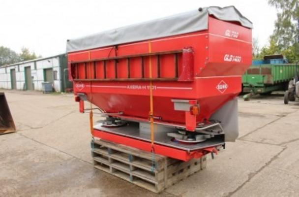 Other KUHN AXERA-H 1101 24M FERTILISER SPREADER
